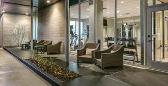 Staybridge Suites Des Moines Downtown - דה מואן - לובי