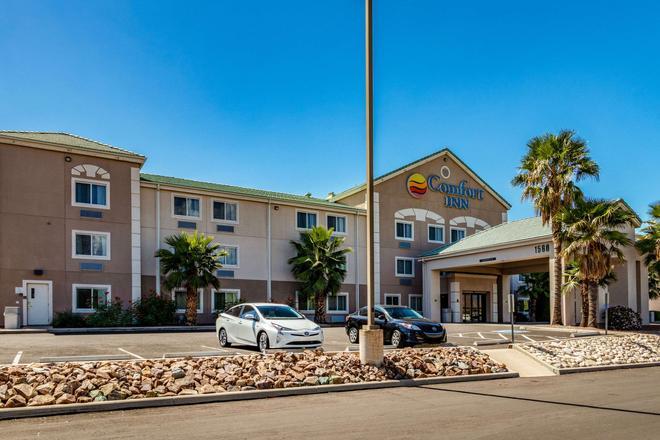 Comfort Inn Tucson - Tucson - Toà nhà