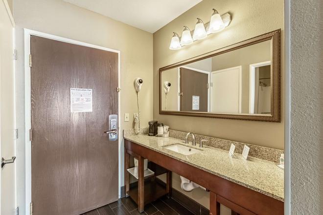 Comfort Inn Tucson - Tucson - Baño