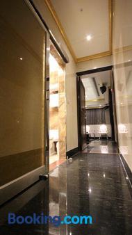 Goldsand Hotel - Hsinchu City - Hallway