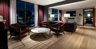 The Edwardian Manchester, A Radisson Collection Hotel - Manchester - Living room