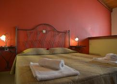 Megali Luxuries Apartments - Sidari - Bedroom