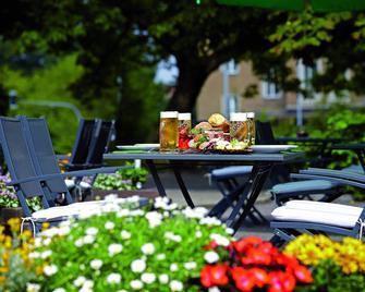 Seaside Residenz Hotel Chemnitz - Chemnitz - Innenhof