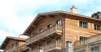 Severins The Alpine Retreat - Lech am Arlberg - Building