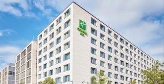 Holiday Inn Berlin - City East Side - Berlin - Byggnad
