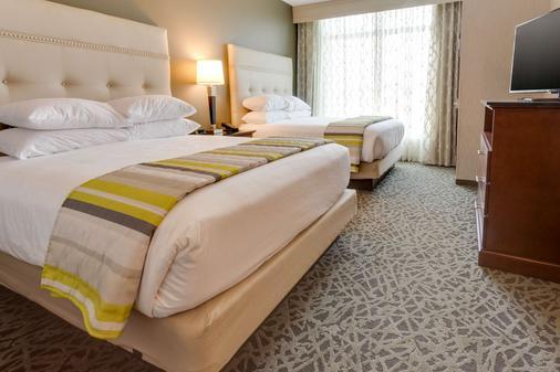 匹茲堡機場塞特斯里奇德魯裡酒店 - 匹茲堡 - 臥室