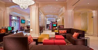 Courtyard by Marriott New Orleans French Quarter/Iberville - ניו אורלינס - טרקלין