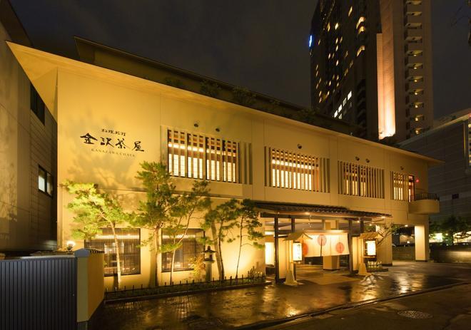 Kanazawa Chaya - Kanazawa - Building