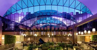 Hyatt Regency Dubai Creek Heights - Dubai - Lobby