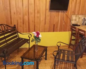 Las Cabañas - Venecia - Sala de estar