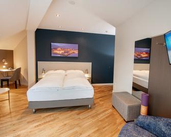 Sorell Hotel Rex - Zürich - Soveværelse