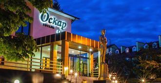 Oscar Hotel - Truskavets - Edificio