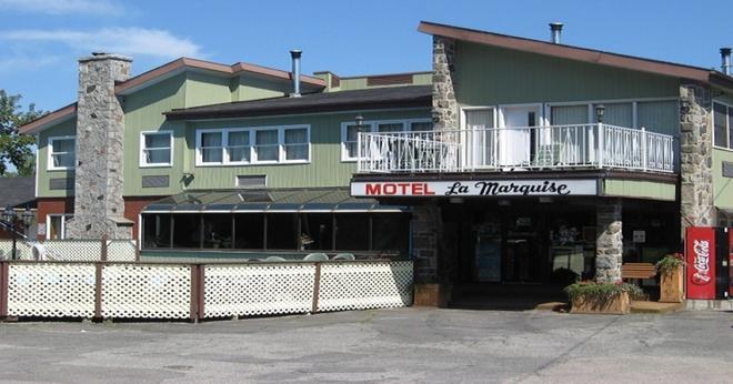 Hotel Motel La Marquise - Sherbrooke - Rakennus
