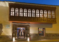 Aranwa Cusco Boutique Hotel - Cusco - Building