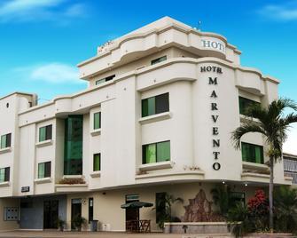 Hotel Marvento Uno - Salinas (Santa Elena) - Edificio