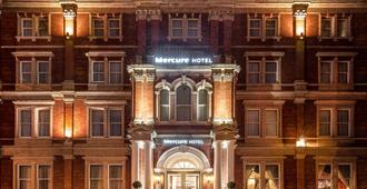 Mercure Exeter Rougemont Hotel - Exeter - Building
