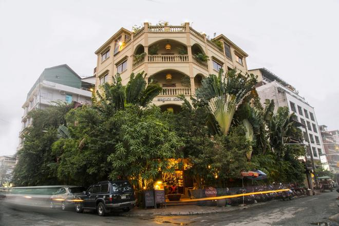 Anise Hotel & Restaurant - Phnom Penh - Building