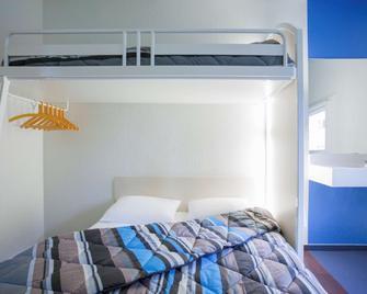 Hotelf1 Evreux Sud - Évreux - Schlafzimmer