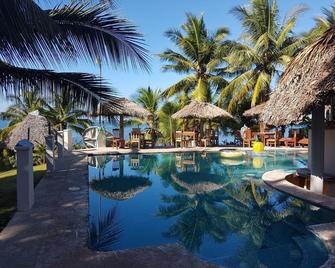 Vista Coiba villas & restaurant - Santa Catalina - Zwembad
