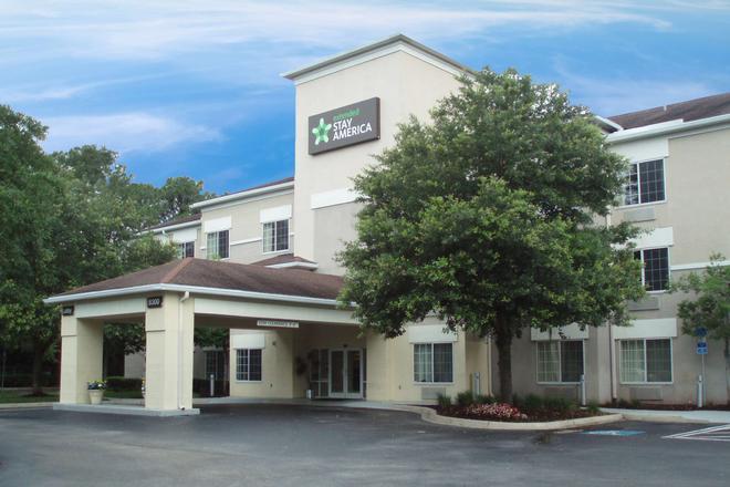 Extended Stay America - Jacksonville - Baymeadows - Τζάκσονβιλ - Κτίριο