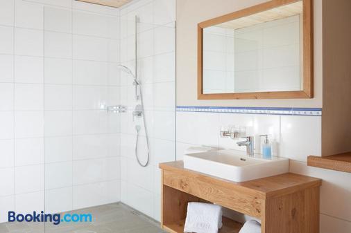 Biohotel Walser Stuba - Riezlern - Bathroom