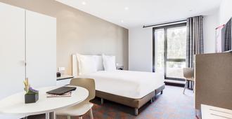 Hotel Parksaône - Lyon - Bedroom
