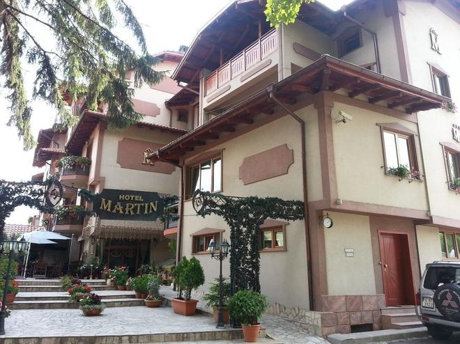 Club Hotel Martin - Μπάνσκο - Κτίριο