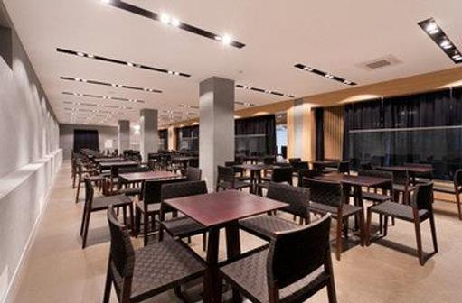 Azimut Hotel Ufa - Ufa - Restaurant