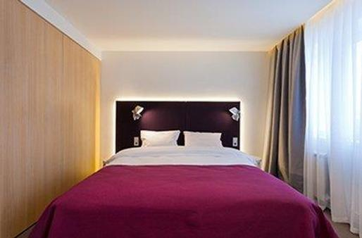 Azimut Hotel Ufa - Ufa - Makuuhuone
