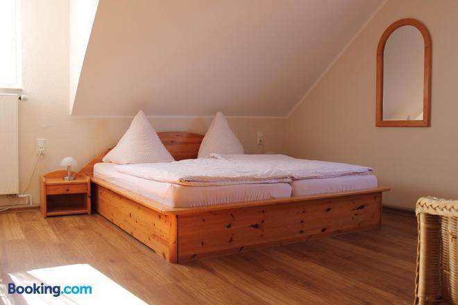 Gasthaus Waldschlosschen - Wattenbach - Bedroom