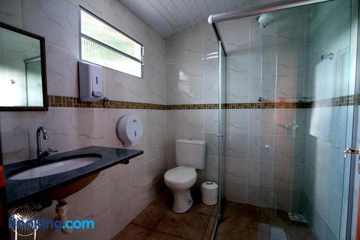 Da Orla Pampulha Hostel - Belo Horizonte - Phòng tắm