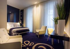 Portugal Boutique Hotel - Lissabon - Makuuhuone