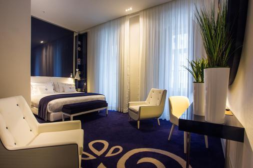 葡萄牙精品酒店 - 里斯本 - 臥室