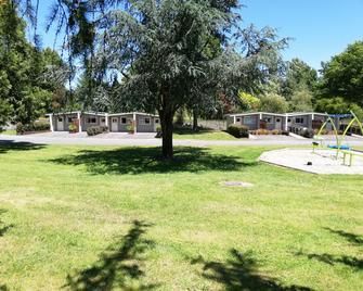 Mawley Holiday Park - Masterton - Outdoor view