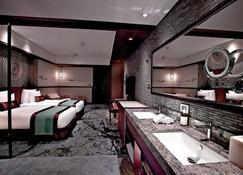โรงแรมอาร์ทรี - ไทเป - ห้องนอน