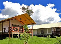 Ashnil Mara Camp - Maasai Mara - Building