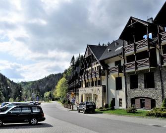 Hotel Wierchomla Ski & Spa Resort - Piwniczna-Zdrój - Building