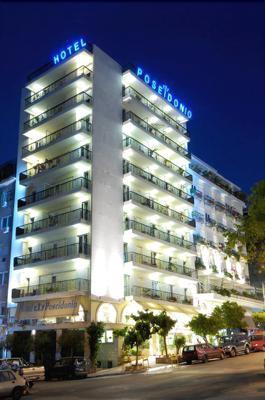Poseidonio - Pireus - Rakennus