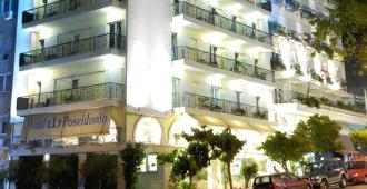 Poseidonio - Piraeus - Bangunan