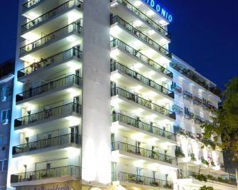 Poseidonio - Piraeus - Building