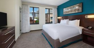 Residence Inn by Marriott Richmond Downtown - Richmond - Schlafzimmer
