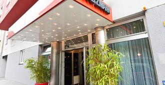 Hotel Boltzmann - וינה - בניין