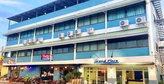 กระบี่ แกรนด์ เพลส - กระบี่ - อาคาร