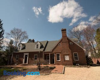 Stafford House Bed & Breakfast - Fairfax - Building
