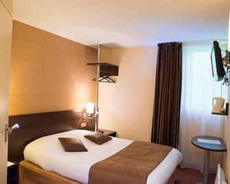 Hôtel Inn Design Langres Resto Novo - Langres - Bedroom