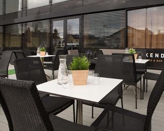 Scandic Lerkendal - Trondheim - Restaurante