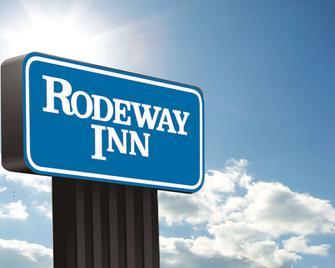 Rodeway Inn - Moriarty - Building