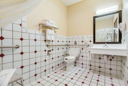林肯塞特爾套房酒店 - 林肯 - 林墾 - 浴室