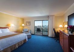The Marina Inn on San Francisco Bay - San Leandro - Bedroom