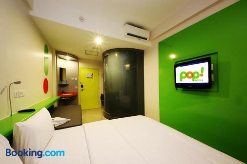 Pop! Hotel Airport Jakarta - Tangerang City - Bedroom